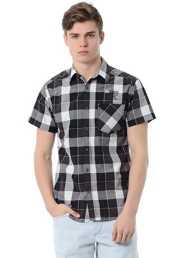 Jack & Jones Gömlek | Kısa Kollu Siyah